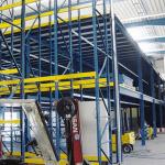 lagertechnik-lagerundkommisionierbuhnen-3geschossigelagerundkommissionierbuhnewahrenddermontage
